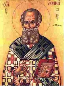 Saint Athanase, défenseur de la foi trinitaire contre les ariens