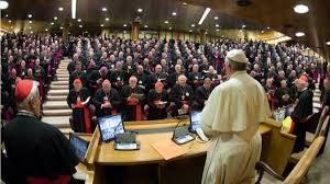Le synode sur la famille, présidé par le Pape François