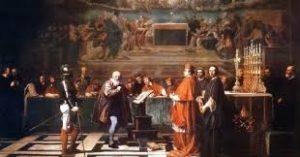 Galilée devant ses juges